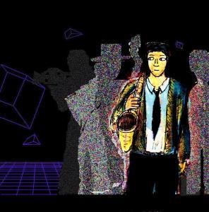 """""""Virtual Bebop"""" By C. A. Brown"""
