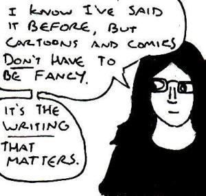 2016 Artwork  Comics minimalism article sketch