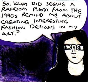 2016 Artwork Creating Unique Fashion Designs In Art article sketch