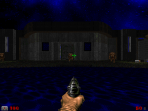"Mini Review: ""Midnight Tek Frenzy"" (WAD For ""Doom II"