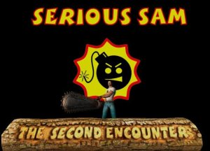 Serious Sam 2nd encounter -  Title