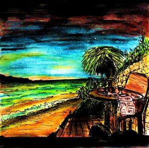 """Villa"" By C. A. Brown"