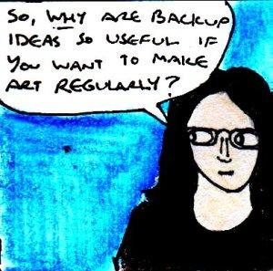 2016 Artwork Backup Ideas article sketch