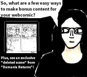 2016 Artwork webcomic bonus content article sketch