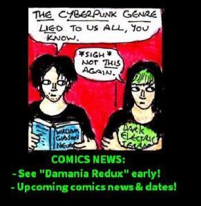 2016 Comics news January