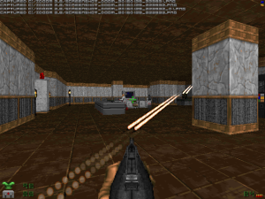 You will learn to loathe these laser turrets with a passion!