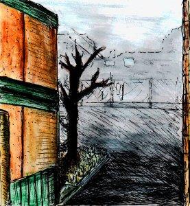 """""""Through A Window In A Dream"""" By C. A. Brown"""