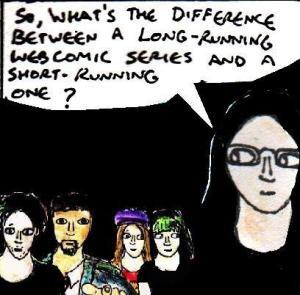 2016 Artwork Long Running Webcomics Article Sketch