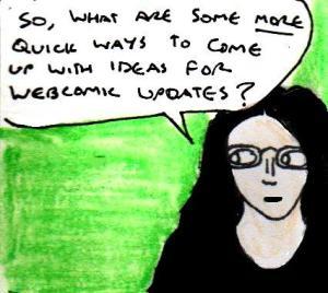 2016 Artwork More Quick Webcomic Updates