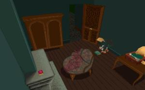 "Yes, it's actually MORE realistic than ""Resident Evil"". You can actually just leave unwanted items on the floor!"