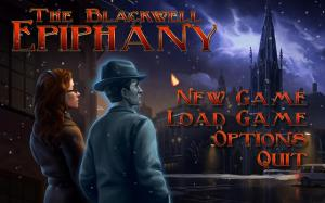 Blackwell Epiphany Title screen