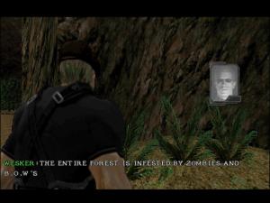 Oh, Wesker!