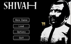 The Shivah Title screen