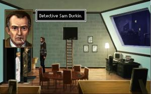 Yay! It's Detective Durkin :)