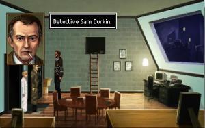 Yay! It's Detective Durkin :)