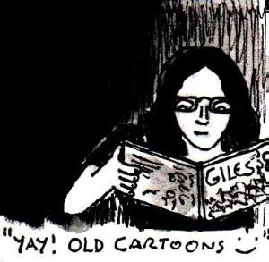 2016 Artwork The Joy Of Old Cartoons