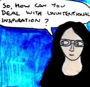 2016 Artwork Unintentional Inspiration Article Sketch