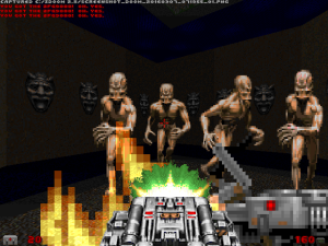 "Yay! A ""Doom II"" WAD isn't a proper WAD without these guys :)"