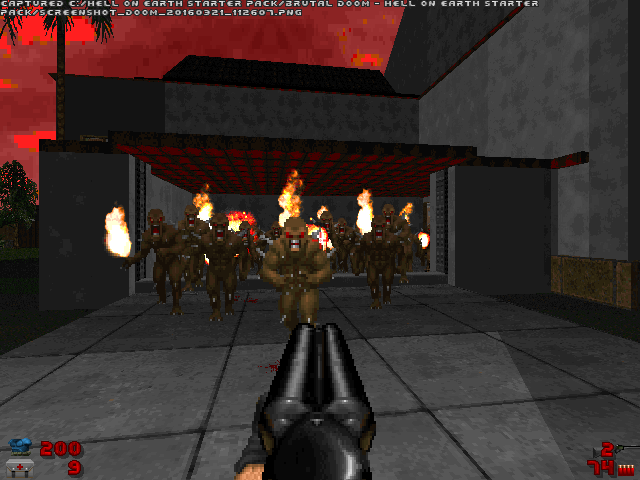"""Review: """"Brutal Doom – Hell On Earth Starter Pack"""" (Stand-Alone Mod"""