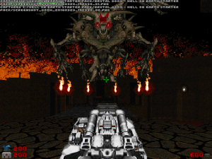 "I've been playing ""Doom II"" WADs for years and this STILL managed to surprise me!"