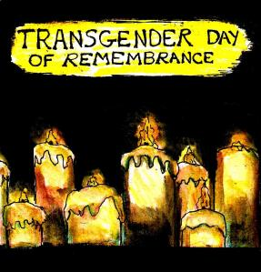 """Transgender Day Of Remembrance 2016"" By C. A. Brown"