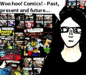 2016 Artwork Comics index sketch