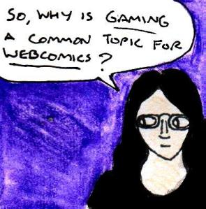 2016 Artwork Gaming webcomic article