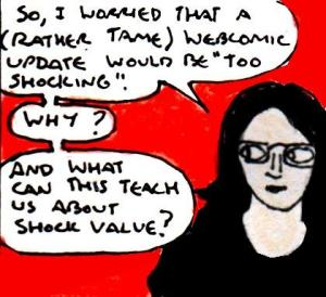 2016 Artwork Shock Value and comics