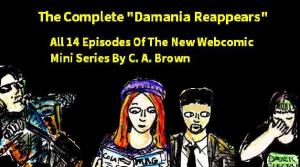 2016 Artwork The Complete Damania Reappears