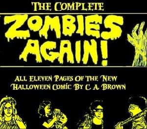 2016 Artwork The Complete Zombies Again