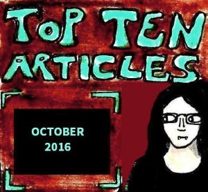 2016 Artwork Top Ten Articles October