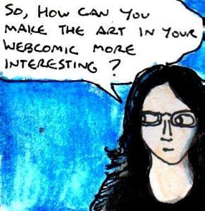 2016 Artwork Interesting webcomic art article sketch