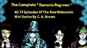 2016 Artwork The Complete Damania Regrown