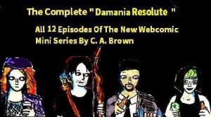 2017 Artwork The Complete Damania Resolute