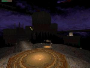 Then there's the mysterious inter-dimensional realm... I could go on, but there are a lot of distinct and interesting locations here.