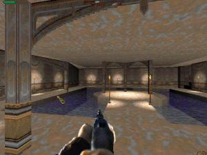 """For example, this part of the game reminded me a bit of """"Serious Sam"""", although it was made a couple of years earlier."""