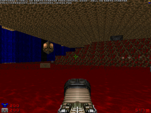 Believe it or not, this boss battle is actually a puzzle! God, I miss imaginative 1990s game design :)