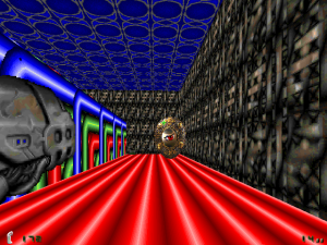 I'm SURE I had a Windows 98 screensaver that looked a bit like this back in the day....