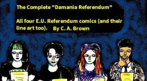 2016 Artwork The Complete Damania Referendum