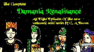 2017 Artwork The Complete Damania Renaissance
