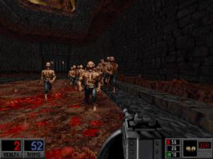 Yay! I always found it odd how you'd often only see maybe one or two zombies at a time in the original game. Zombies are herd animals!