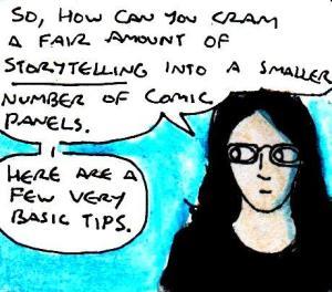2017 Artwork Compact Storytelling In Comics