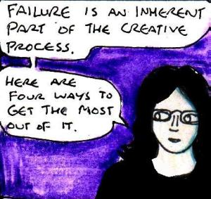 2017 Artwork how to fail brilliantly