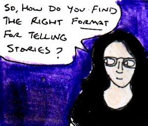 2017 Artwork Storytelling formats ramble