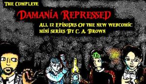 2017 Artwork The Complete Damania Repressed