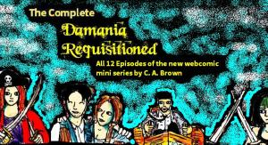 2017 Artwork The Complete Damania Requisitioned