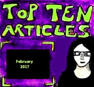 2017 Artwork Top Ten Articles February