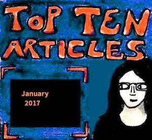 2017 Artwork Top Ten Articles January