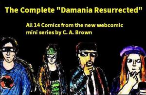 2016 Artwork The Complete Damania Resurrected