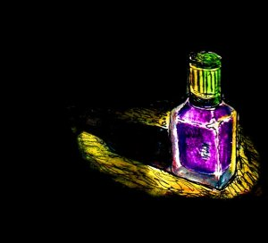 """Nail Varnish Still Life"" By C. A. Brown"